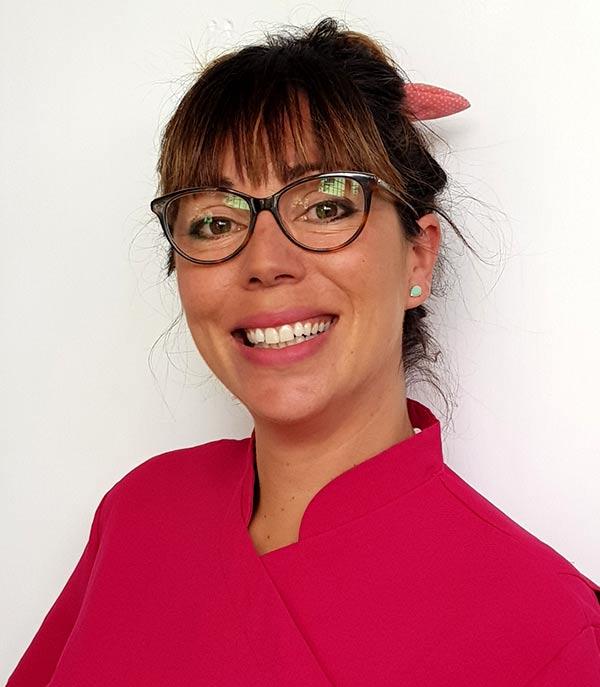 Cristina Castrillo hove dentist