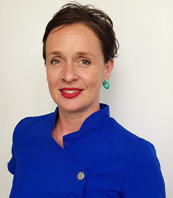 Rachel Gavin hove clinic dental receptionist