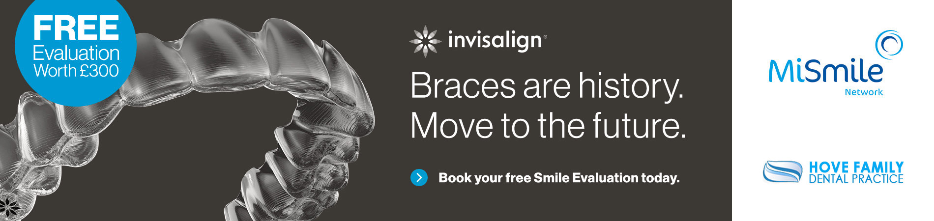 best hove dentist invisalign treatments