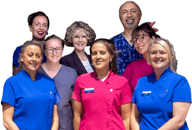 hove dentist team